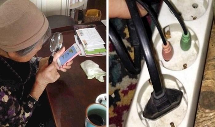 13 smiješnih situacija u kojima su se bake i djedovi susreli s modernom tehnologijom