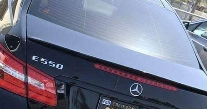 Balkanac se preselio u Ameriku pa za auto odabrao smiješne registarske tablice