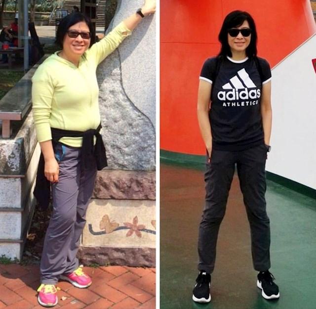 """""""Doktor je mojoj majci rekao da ima masnu jetru i da joj to može stvoriti ozbiljne probleme ako ne skine kilograme."""""""