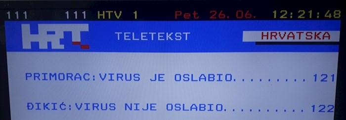 Hrvatska ima najbolje vijesti o koronavirusu