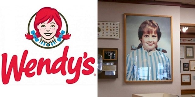 Logo lanca brze prehrane Wendy's i Melinda Thomas