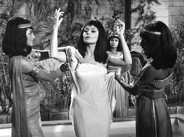 Pascale Petit — Kraljica za Cezara (1962)