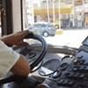 Putnik je u autobusu snimio pomalo jeziv prizor, pogledajte što je vozač imao na mjenjaču