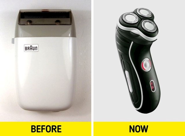 Brijaći aparati