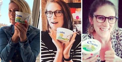 Kantica svježeg sira postala je viralni hit nakon što je provela 7 godina u uredskom hladnjaku