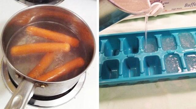 """""""Kad skuham hrenovke, uzmem vodu u kojoj su se kuhale i onda od njih napravim led. Kasnije taj led stavljam u sok gostima koji mi idu na živce."""""""