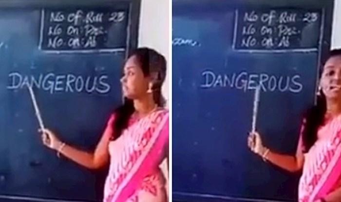 Ovi profesori engleskog jezika su najgori na svijetu, sve će vam biti jasno kad vidite što slijedi nakon slovkanja