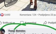 Lidija Bačić je objavila sliku u haljini, jednom liku je zapelo za oko nešto sasvim drugo