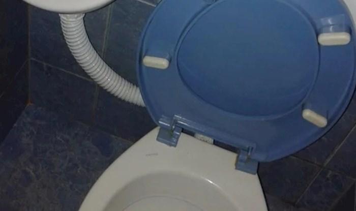 Gost je u kafiću išao na WC pa u njemu ugledao urnebesno 2u1 rješenje