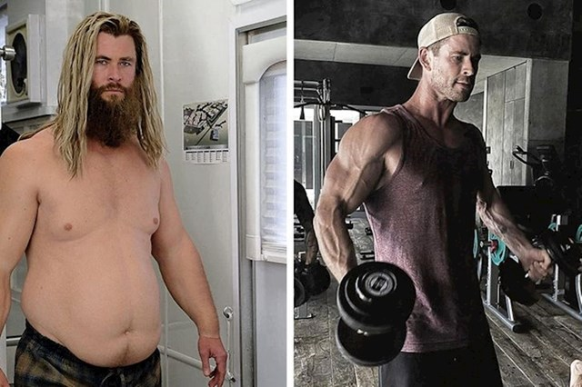 """Chris Hemsworth u """"Osvetnici: Završnica"""""""