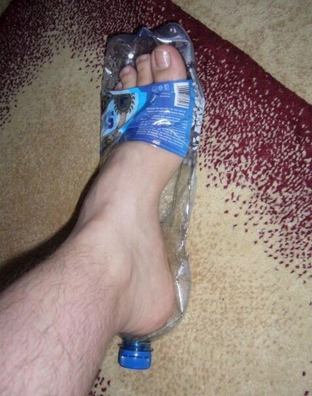 Vodootporne papuče