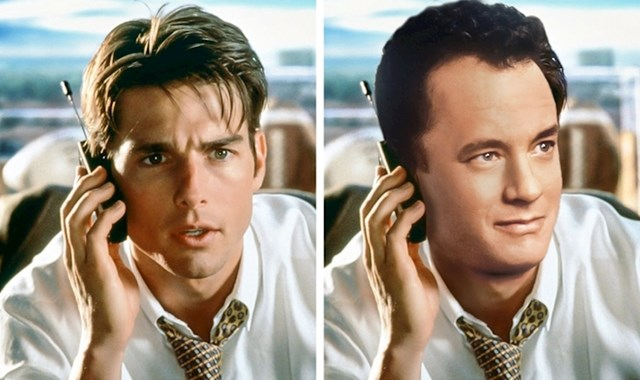 Tom Hanks kao Jerry Maguire (Jerry Maguire)
