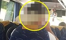 Prizor iz autobusa u Dalmaciji nasmijao je društvene mreže, ovaj putnik je malo pretjerao