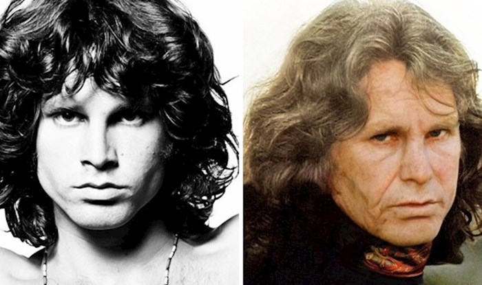 Ove slike pokazuju kako bi poznati pjevači izgledali da su doživjeli svoju starost