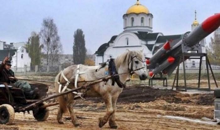 20 smiješnih slika koje dokazuju da je Rusija zaista posebno mjesto