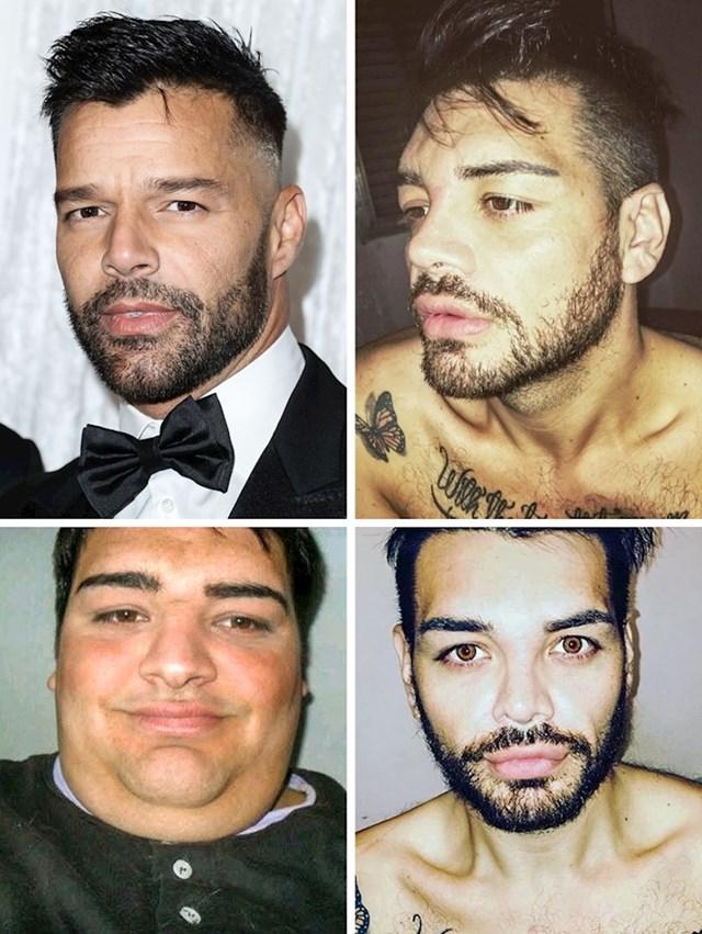 Ricky Martin - Fran Mariano