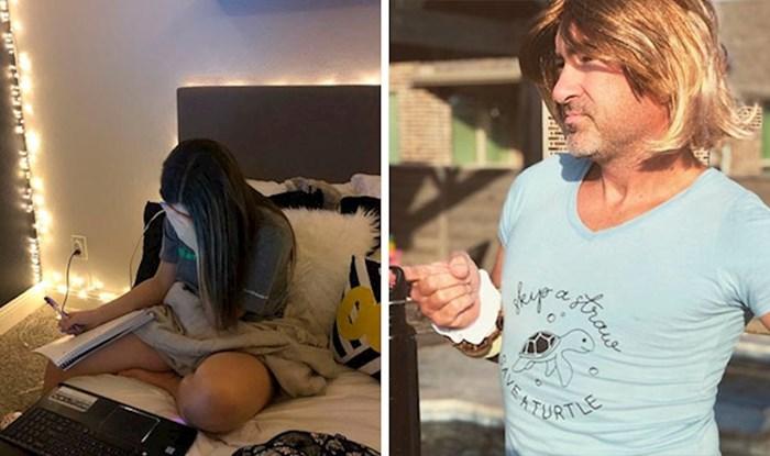 Tata je smislio genijalnu kaznu: Na 2 tjedna je preuzeo kćerin Instagram profil i skupio više lajkova od nje