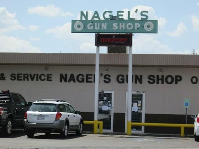 Trgovine s oružjem su sasvim normalna pojava.