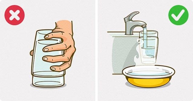 Odvojite čaše bez grebanja stakla