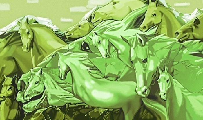 Koliko konja vidite na ovoj slici? Vaš odgovor će otkriti kakva ste osoba
