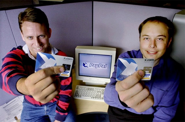 PayPal / Confinity