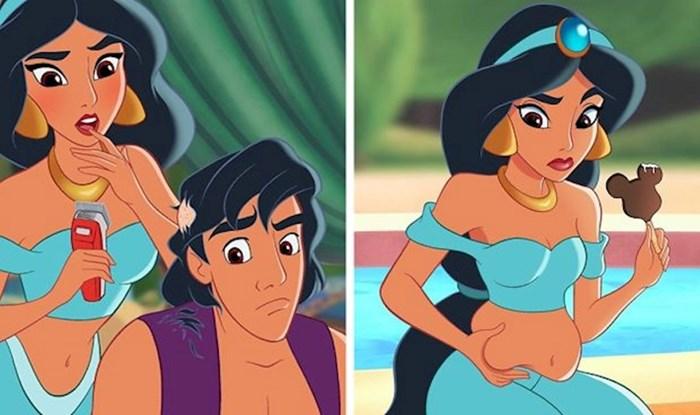 Ovaj lik je otkrio što bi se dogodilo da je koronavirus dospio i u Disneyeve crtiće