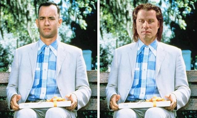 John Travolta kao Forrest Gump