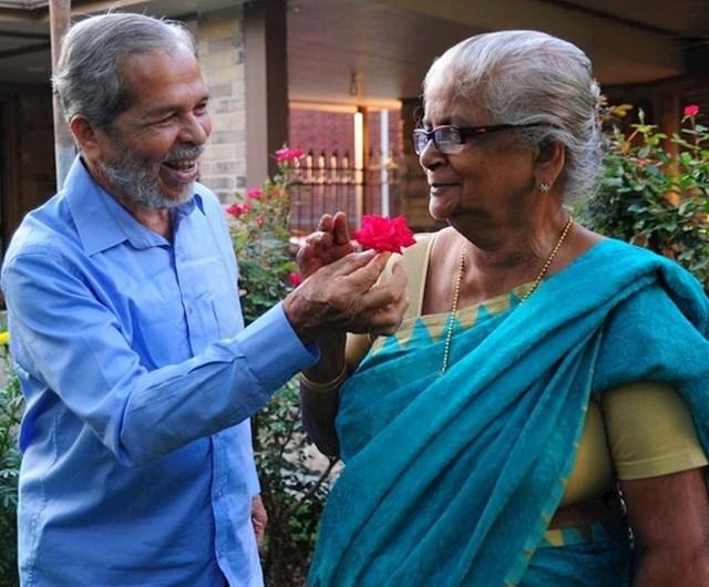 """""""Moj djed i nakon 59 godina braka pokušava impresionirati baku. To je prava ljubav."""""""