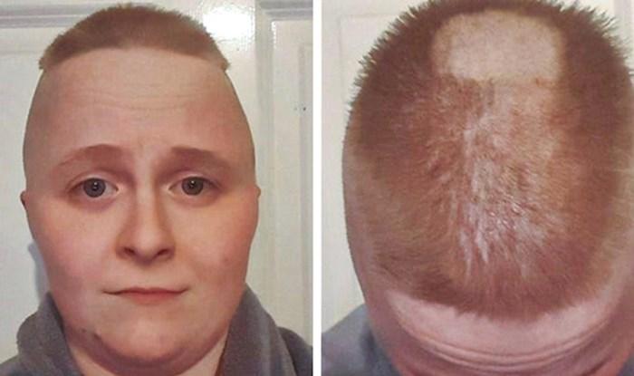 15 naivnih ljudi koji su vjerovali da šišanje vlastite kose nije toliko teško
