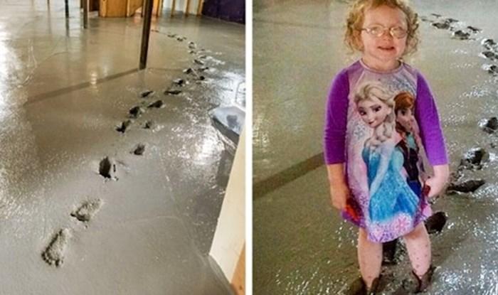 20 kaotičnih slika koje nam pokazuju zbog čega nije lako živjeti s malom djecom