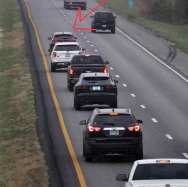 Svi znamo ovakve vozače...