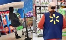 Američki supermarketi su mjesta na kojima možete vidjeti veliki broj čudaka