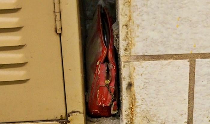 U školi su našli torbicu izgubljenu 50-ih godina, bila je kao prava mala vremenska kapsula