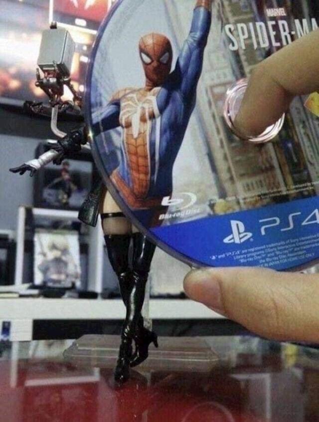 Spider-Man se sredio...