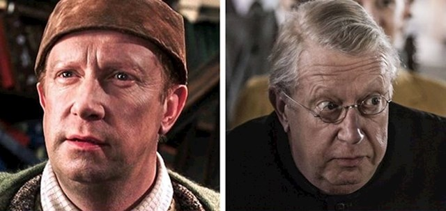 Arthur Weasley (Mark Williams)