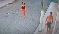 Pogledajte gdje se lik pokušao sakriti od žene, nadzorna kamera je snimila urnebesnu scenu
