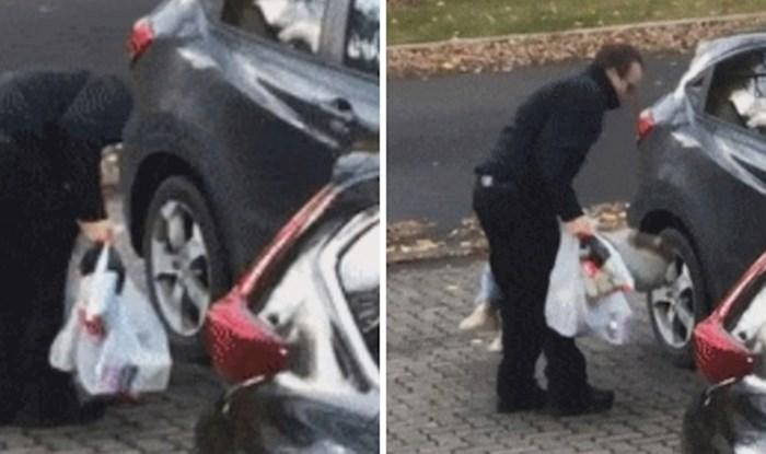 Žena se začudila kad je vidjela što je muž nosio u rukama nakon shoppinga