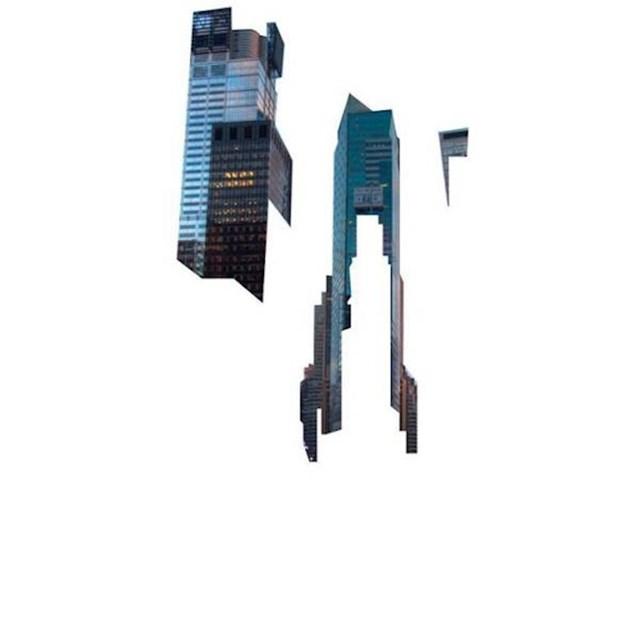 Kako bi Times Square izgledao kad biste na fotografiji blokirali reklame...