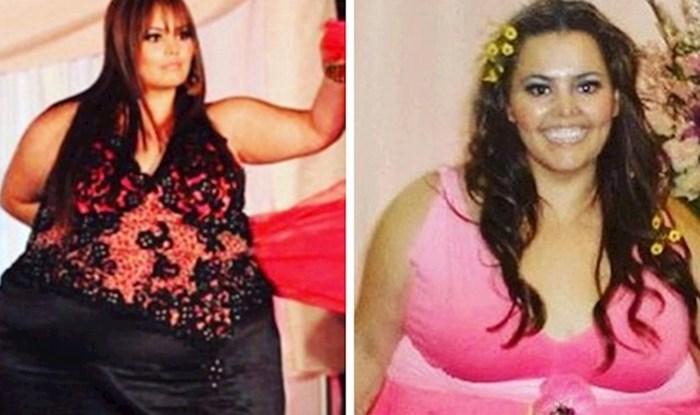 Bila je plus size model, nakon sramoćenja u zračnoj luci skinula je 110 kilograma