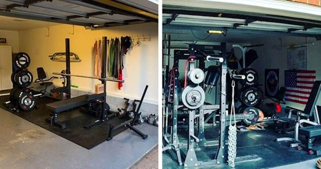 """""""Evo kako sam u godinu dana promijenio svoju garažu."""""""