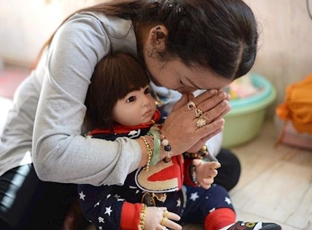 Tajlanđani smatraju da lutke donose sreću.