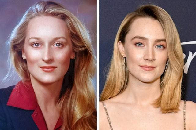 Meryl Streep & Saoirse Ronan