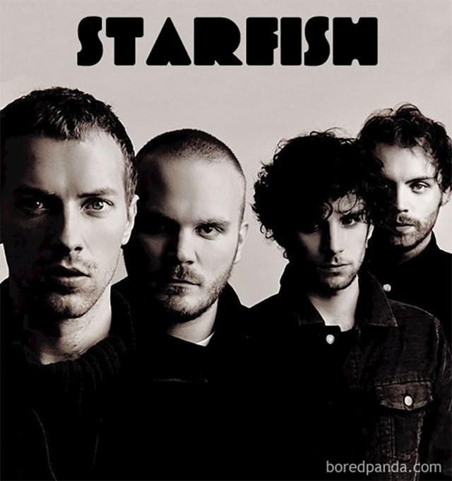 Coldplay / Starfish