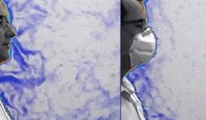 Ova snimka pokazuje što se događa kad ne nosite zaštitnu masku