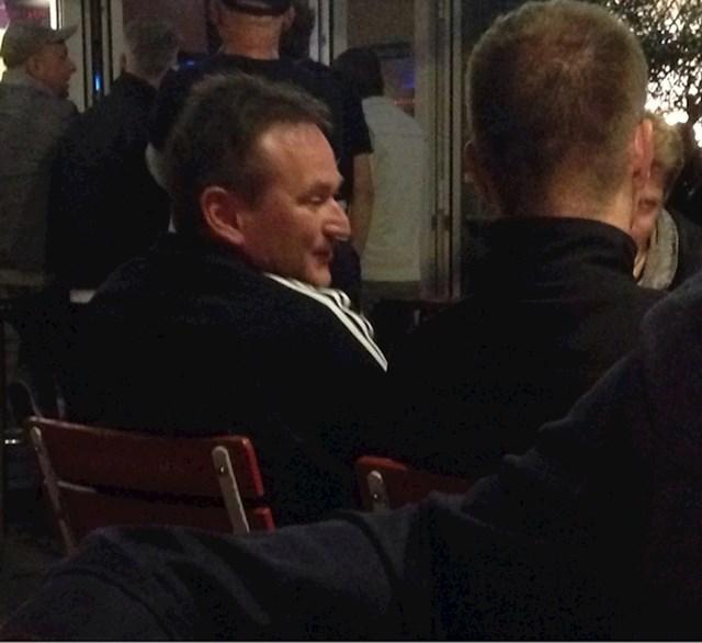 """""""Na svom godišnjem odmoru u Njemačkoj vidjela sam lika koji izgleda kao Robin Williams."""""""
