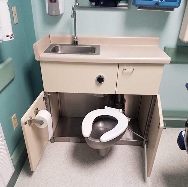 """""""U doktorovoj ambulanti vidjela sam skriveni WC!"""""""