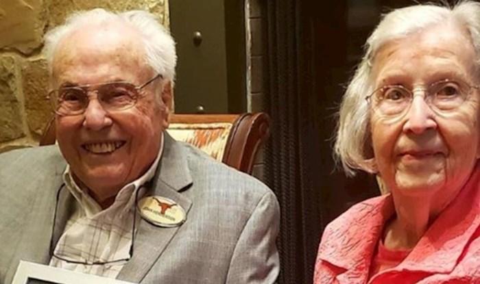 Ovaj bračni par proglašen je najstarijim na svijetu, oženjeni su čak 80 godina