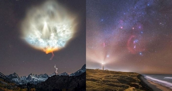 Pogledajte fotografije s natjecanja za najbolju ovogodišnju fotku neba
