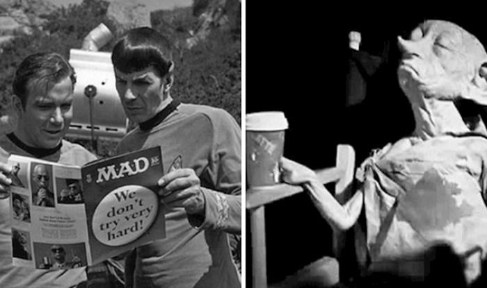 Pogledajte kako je izgledalo biti iza kamere nekih od najpoznatijih filmova i serija
