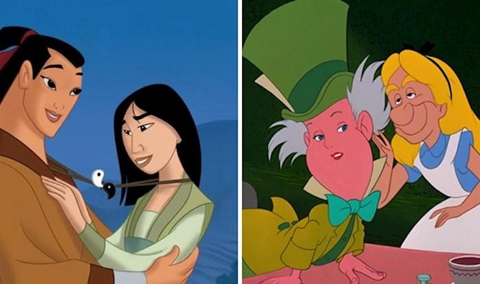 Aplikacijom su zamijenili lica Disneyjevih likova, rezultat je odličan